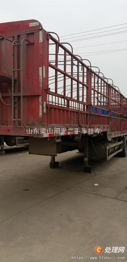 二手厢式货车