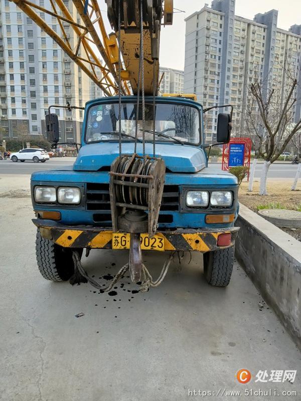 二手汽车吊