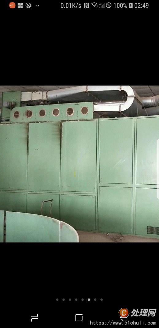 二手纺纱机械