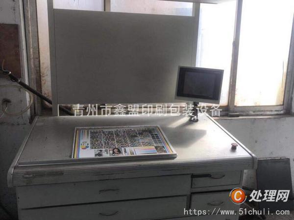 二手四色胶印机