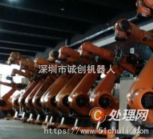 二手喷涂机器人