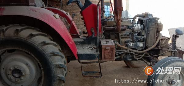二手拖拉机