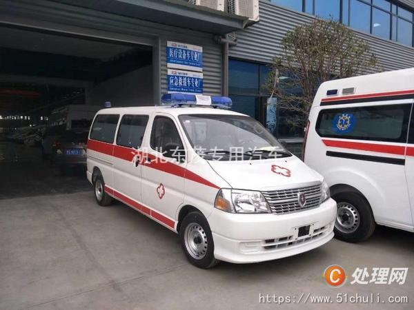 二手救护车