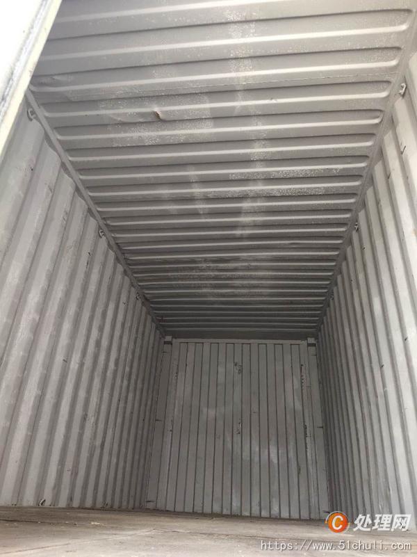 二手集装箱