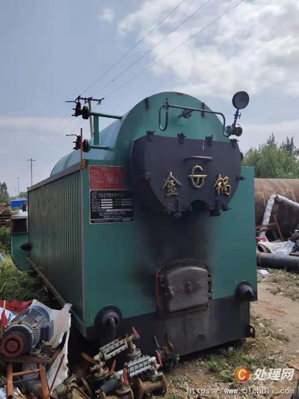 二手燃煤锅炉