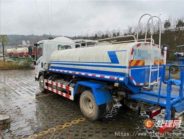 二手灑水車