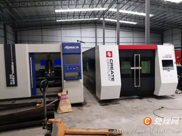 二手激光切割机