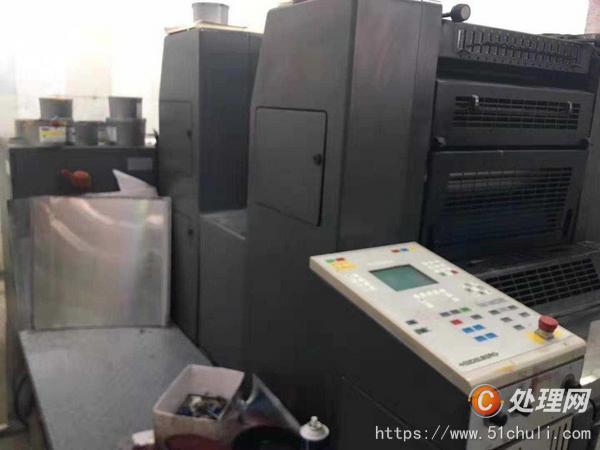其他二手印刷设备