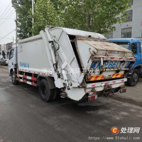 二手垃圾车