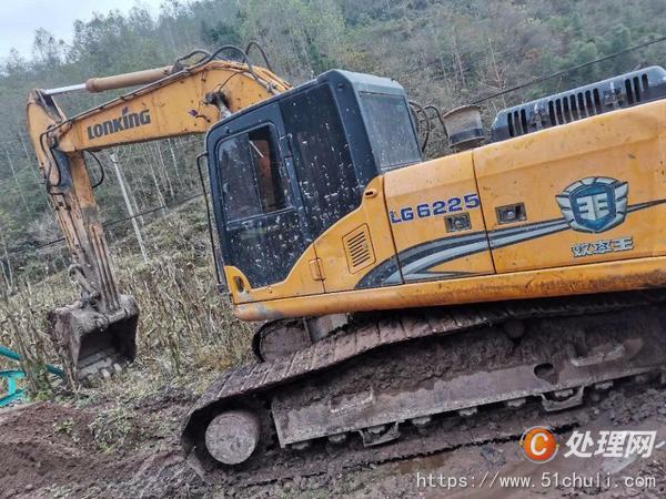 二手挖掘機