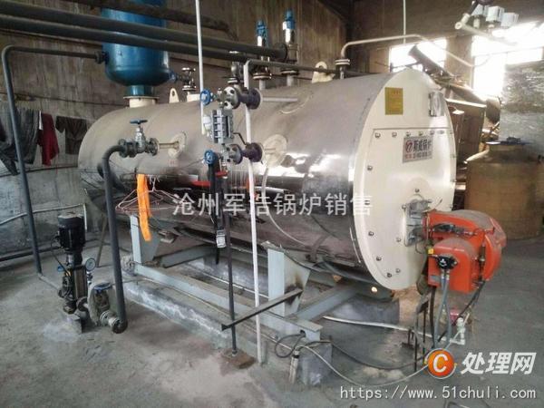 二手生物质锅炉