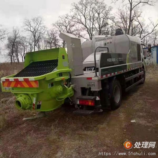 二手车载泵