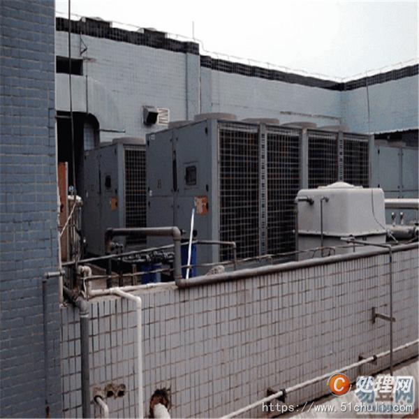 二手风冷热泵机组