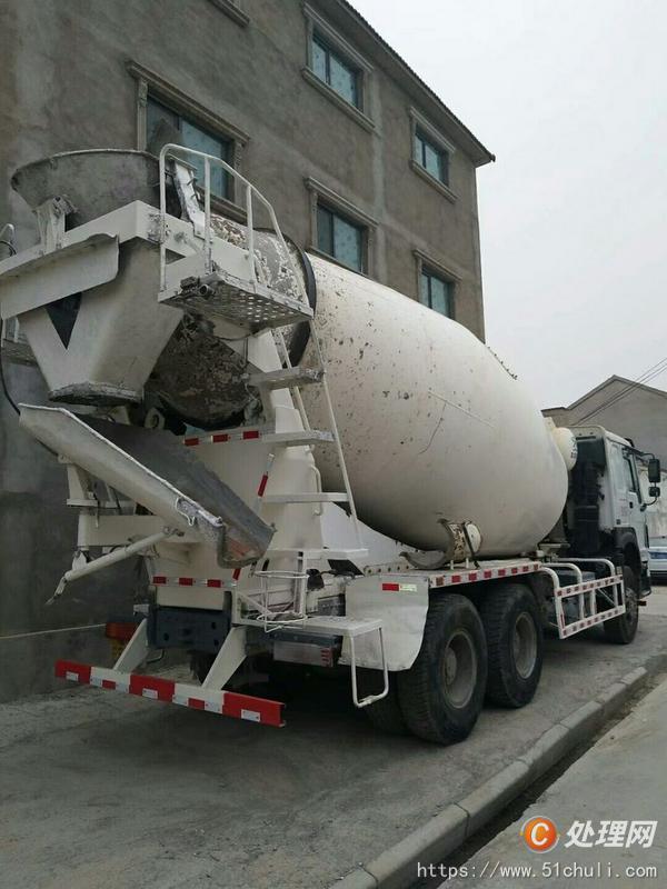 二手混凝土搅拌罐车