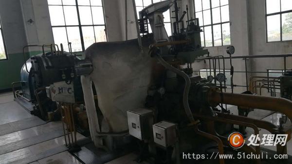 二手汽轮发电机组