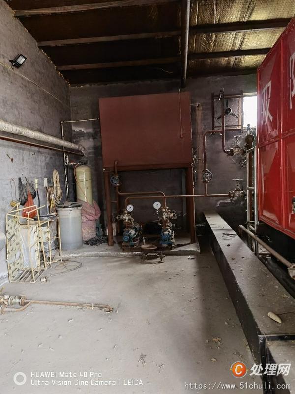 二手工业锅炉