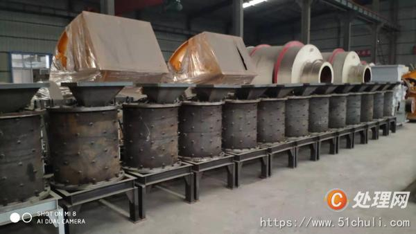 二手制砂生产线
