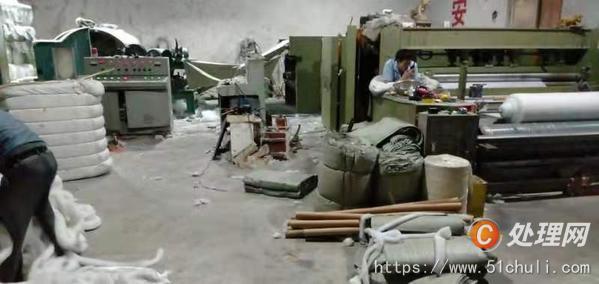 二手无纺机械