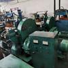 低价出售无锡产8成新12寸炼胶机滚筒齿轮杠杠滴好。