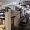 出售2006年小森高配S540印刷机使用中需要的老板联系