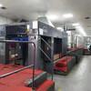 出售2004年罗兰708+双过油UV八色印刷机高配厂机使用中