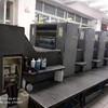 出售2002年海德堡SM74-4高配印刷机使用中