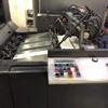 出售1998年海德堡sm74-4高配半自动装版印刷机使用中