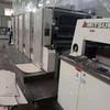出售2009年三菱钻石3000-5色标配超快速版夹印刷机使用中