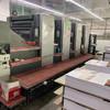 出售2003年海德堡SM102-4高配印刷机使用中