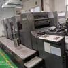 出售1996年海德堡SM74-4高配印刷机生产中