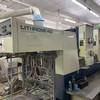 转让出厂机1992年小森440斜拉机标配印刷机使用中
